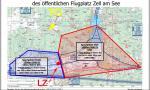 Paragliding Fluggebiet Europa » Österreich » Salzburg,Schmittenhöhe,Luftraumregelung am LP Fürth ©www.ikarus-pinzgau.com