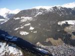 Paragliding Fluggebiet Europa » Italien » Trentino-Südtirol,Speikboden,Blick auf Taufers und die Burg