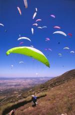 Paragliding Fluggebiet Europa » Spanien » Kastilien-Leon,Piedrahita - Peña Negra,
