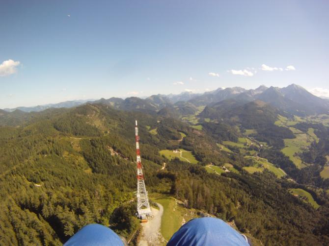 Sender Kleinerberg 18.09.2012