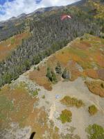 Paragliding Fluggebiet Nordamerika » USA » Colorado,Villa Grove,Launch