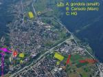 Paragliding Fluggebiet Europa » Italien » Trentino-Südtirol,Doss del Sabión,Übersicht (Stand 2021)