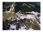 Paragliding Fluggebiet ,,