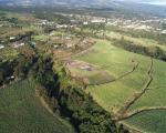 Paragliding Fluggebiet ,,Startplatz von oben