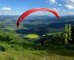Paragliding Fluggebiet Nordamerika » USA » Wyoming,Phillips Ridge,Blick Ritg SW