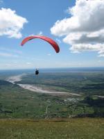Paragliding Fluggebiet Europa » Italien » Friaul-Julisch Venetien,Meduno - Monte Valinis,Flugbedienungen mit seltene Fernsicht...fast bis Venedig