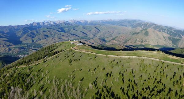 Mt.Baldy (looking east)