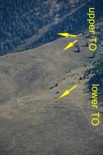 Paragliding Fluggebiet ,,lower und upper TO