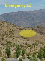 Paragliding Fluggebiet Südamerika » Chile,Farellones,Emergency LZ: mit West Wind im Lee  > Rotor!