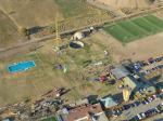 Paragliding Fluggebiet Südamerika » Chile,Vizcachas,LZ (am Sonntag...)