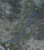 Paragliding Fluggebiet Südamerika » Peru,Pachacamac,