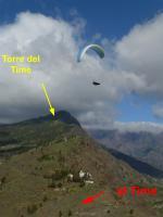 Paragliding Fluggebiet Europa » Spanien » Kanarische Inseln,la Palma - el Time,