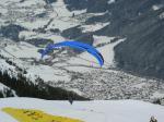 Paragliding Fluggebiet Europa » Österreich » Tirol,Stubaital - Kreuzjoch / Elfer,