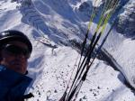 Paragliding Fluggebiet Europa » Österreich » Tirol,Stubaital - Kreuzjoch / Elfer,Bergstation im Winter 06