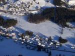 Paragliding Fluggebiet Europa » Österreich » Niederösterreich,Gemeindealpe,die Landewiese im Winter