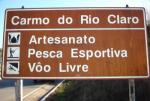 Paragliding Fluggebiet Südamerika » Brasilien,Carmo do Rio Claro - Serra da Tormenta,