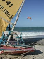 Paragliding Fluggebiet Südamerika » Brasilien,Canoa Quebrada,
