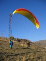 Paragliding Fluggebiet Europa » Spanien » Andalusien,Loma del Gato,Startplatz