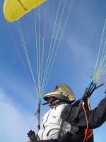 Paragliding Fluggebiet Europa » Österreich » Steiermark,Heulantsch,Der polierte Helm kommt vom Kulm?