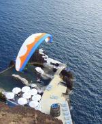 Paragliding Fluggebiet Europa » Portugal » Madeira,Falesia,Restaurants mit frischen Meeresfrüchten und Sonnenuntergang unter dem Sitzbrett, würzige Beilagen aus dem Schuhsohlenprofil gefällig? ;-) Madeira wie es tiefer nicht geht