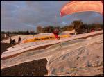 Paragliding Fluggebiet ,,Der Startplatz