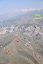 Paragliding Fluggebiet Europa » Spanien » Andalusien,Cenes de la Vega,Übersicht über die verschiedenen TO's