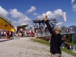 Paragliding Fluggebiet Europa » Österreich » Tirol,Zwölferkopf,Startplatz von Pertisau direkt neben der Seilbahn