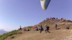Paragliding Fluggebiet Asien » Nepal,Sirkot,Take Off in Sirkot