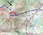 Paragliding Fluggebiet Europa » Frankreich » Provence-Alpes-C�te d Azur,St. Andr� les Alpes (le Chalvet),