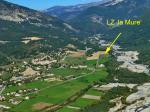 Paragliding Fluggebiet Europa » Frankreich » Provence-Alpes-Côte d Azur,Bargemon - Col du Belhomme,LZ 'la Mure' (siehe Text)