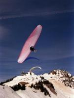 Paragliding Fluggebiet ,,Ostsoaren