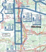 Paragliding Fluggebiet Europa » Österreich » Salzburg,Werfenweng - Bischling,Luftraumstruktur seit Mitte'17