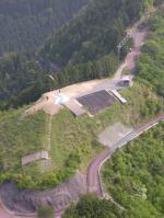 Paragliding Fluggebiet Asien » Japan,Iwayasan Flight Area,