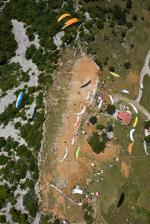 Paragliding Fluggebiet Europa » Kroatien,Buzet,