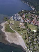 Paragliding Fluggebiet ,,Landplatz Gera Lario