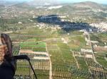 Paragliding Fluggebiet ,,Der Landeplatz