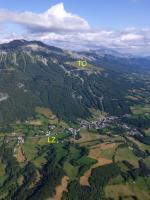 Paragliding Fluggebiet Europa » Frankreich » Provence-Alpes-Côte d Azur,Dormillouse,