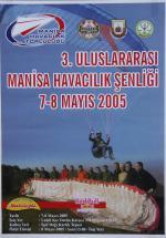 Paragliding Fluggebiet ,,Flugfestival 2005 1-3 Juni