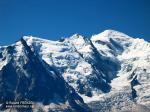 Paragliding Fluggebiet ,,Mont Blanc