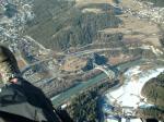 Paragliding Fluggebiet Europa » Österreich » Tirol,Hochzeiger,Imst am Tschirgant (2372). Hier gibt es auch ein Landeplatz.