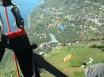 Paragliding Fluggebiet Europa » Portugal » Madeira,Bica da Cana,Startplatz Arco da Calheta.