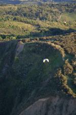 Paragliding Fluggebiet Europa » Italien » Marken,Gabicce Monte,Startplatz