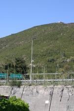 Paragliding Fluggebiet ,,Niederer Start bei einer Kapelle, über der Autobahnauffahrt.