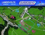 Paragliding Fluggebiet Europa » Österreich » Vorarlberg,Diedamskopf,Landevolte
