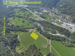 Paragliding Fluggebiet Europa » Schweiz » Tessin,Santa Maria Calanca,LZ (und P) in Grono (Schiesstand!)