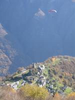 Paragliding Fluggebiet Europa » Schweiz » Tessin,Santa Maria Calanca,