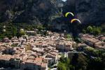 Paragliding Fluggebiet Europa » Frankreich » Provence-Alpes-Côte d Azur,Moustiers Ste Marie -Curchon,Moustiers Ste Marie @www.azoom.ch
