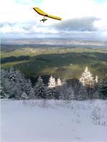Paragliding Fluggebiet Europa » Schweiz » Zug,Gottschalkenberg - Bellevue,