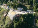 Paragliding Fluggebiet Europa » Italien » Trentino-Südtirol,Vetriolo - Monte Panarotta,Startplatz Vetriolo  ©www.vololiberotrentino.it