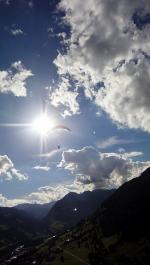 Paragliding Fluggebiet Europa » Italien » Trentino-Südtirol,Ciampinoi,Traumpanorama